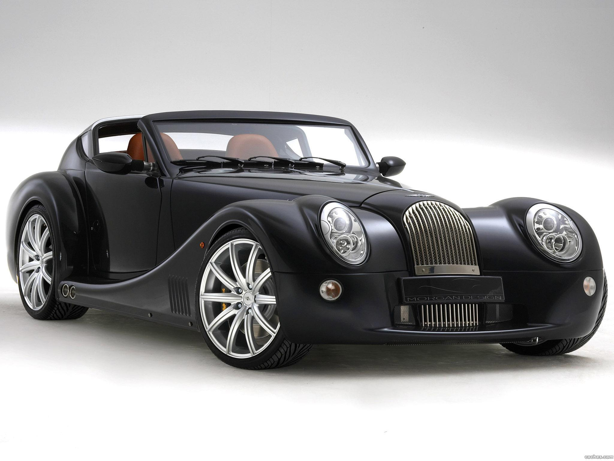 Foto 0 de Morgan Aero SuperSports 2009