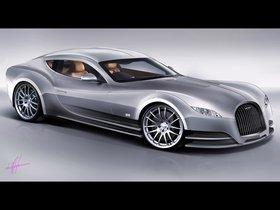 Ver foto 15 de Morgan EvaGT Concept 2010