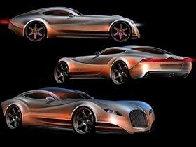 Ver foto 5 de Morgan EvaGT Concept 2010
