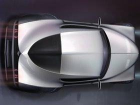 Ver foto 2 de Morgan EvaGT Concept 2010