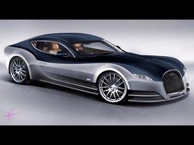 Ver foto 14 de Morgan EvaGT Concept 2010