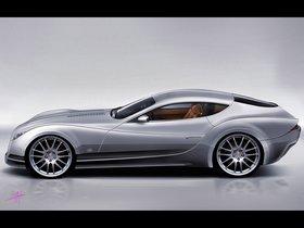 Ver foto 8 de Morgan EvaGT Concept 2010