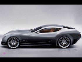 Ver foto 7 de Morgan EvaGT Concept 2010