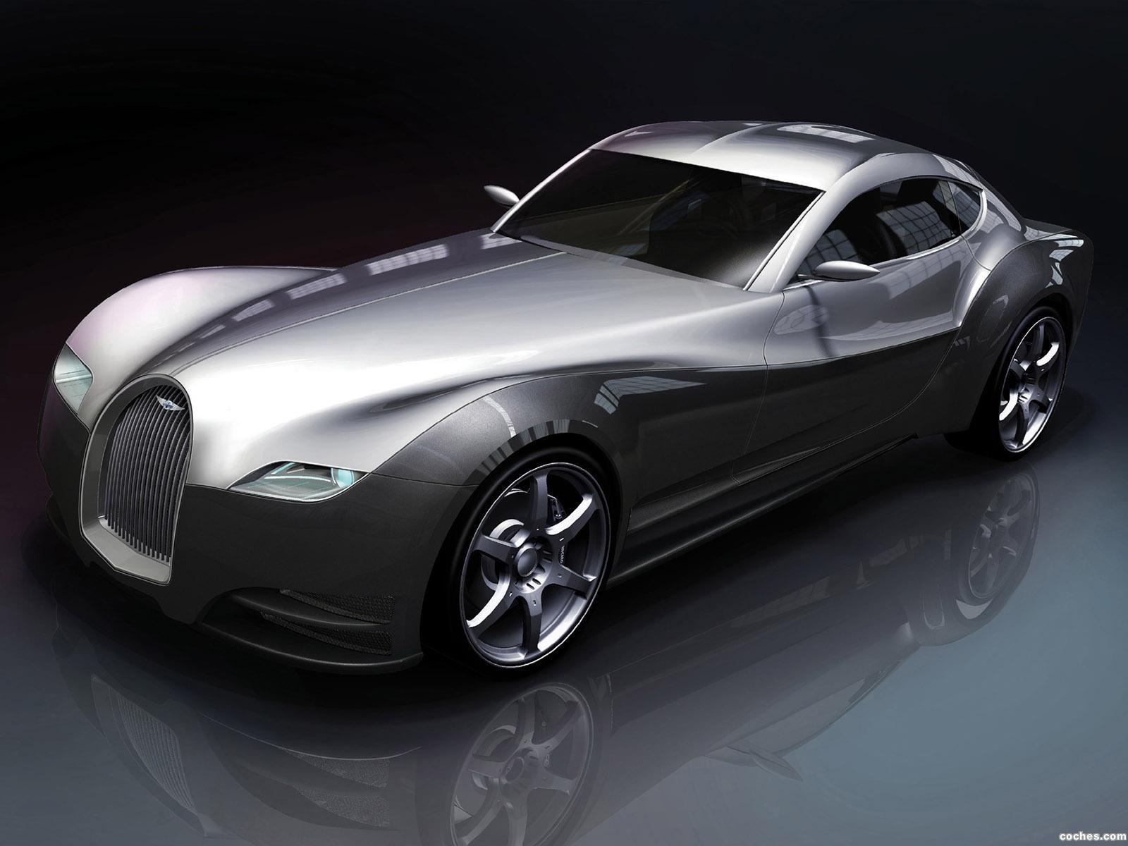 Foto 0 de Morgan EvaGT Concept 2010