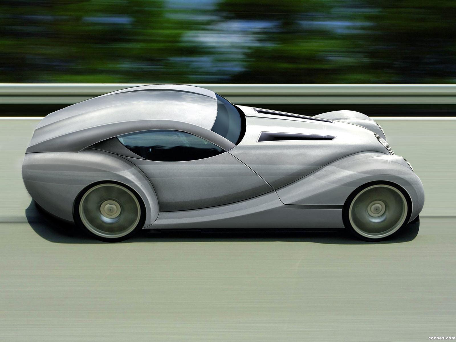 Foto 0 de Morgan LifeCar Concept 2008