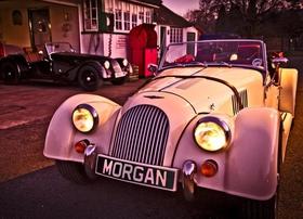 Ver foto 2 de Morgan Plus 4 2012
