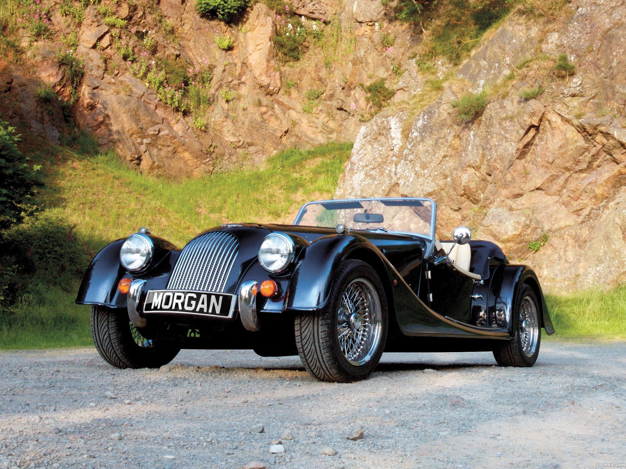 Foto 2 de Morgan Roadster 2004