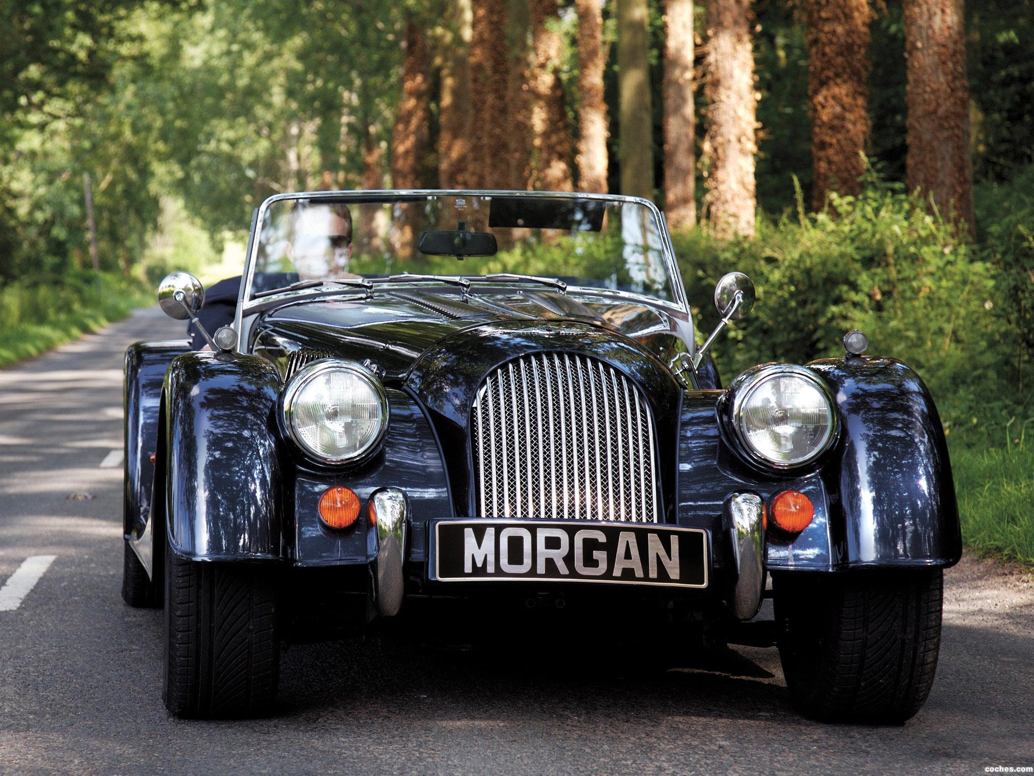Foto 0 de Morgan Roadster 2004