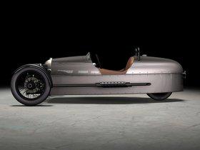 Ver foto 4 de Morgan Threewheeler Concept 2010