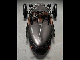 Ver foto 3 de Morgan Threewheeler Concept 2010
