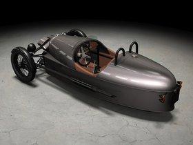 Ver foto 2 de Morgan Threewheeler Concept 2010