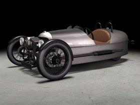 Ver foto 1 de Morgan Threewheeler Concept 2010