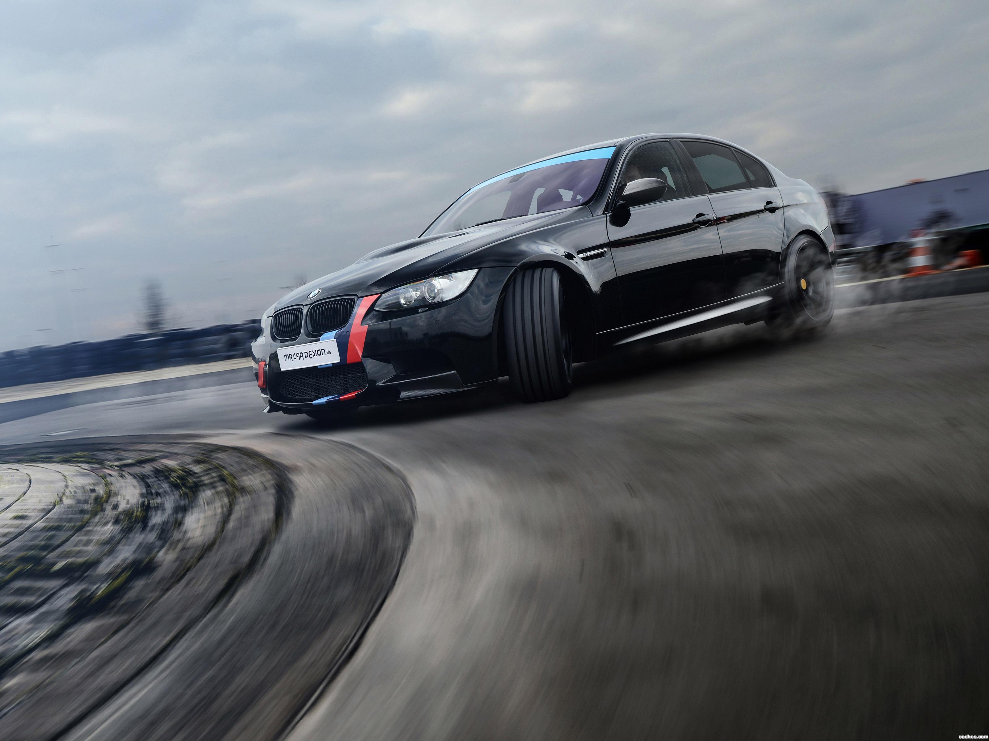 Foto 0 de MR Car Design BMW Serie 3 2016