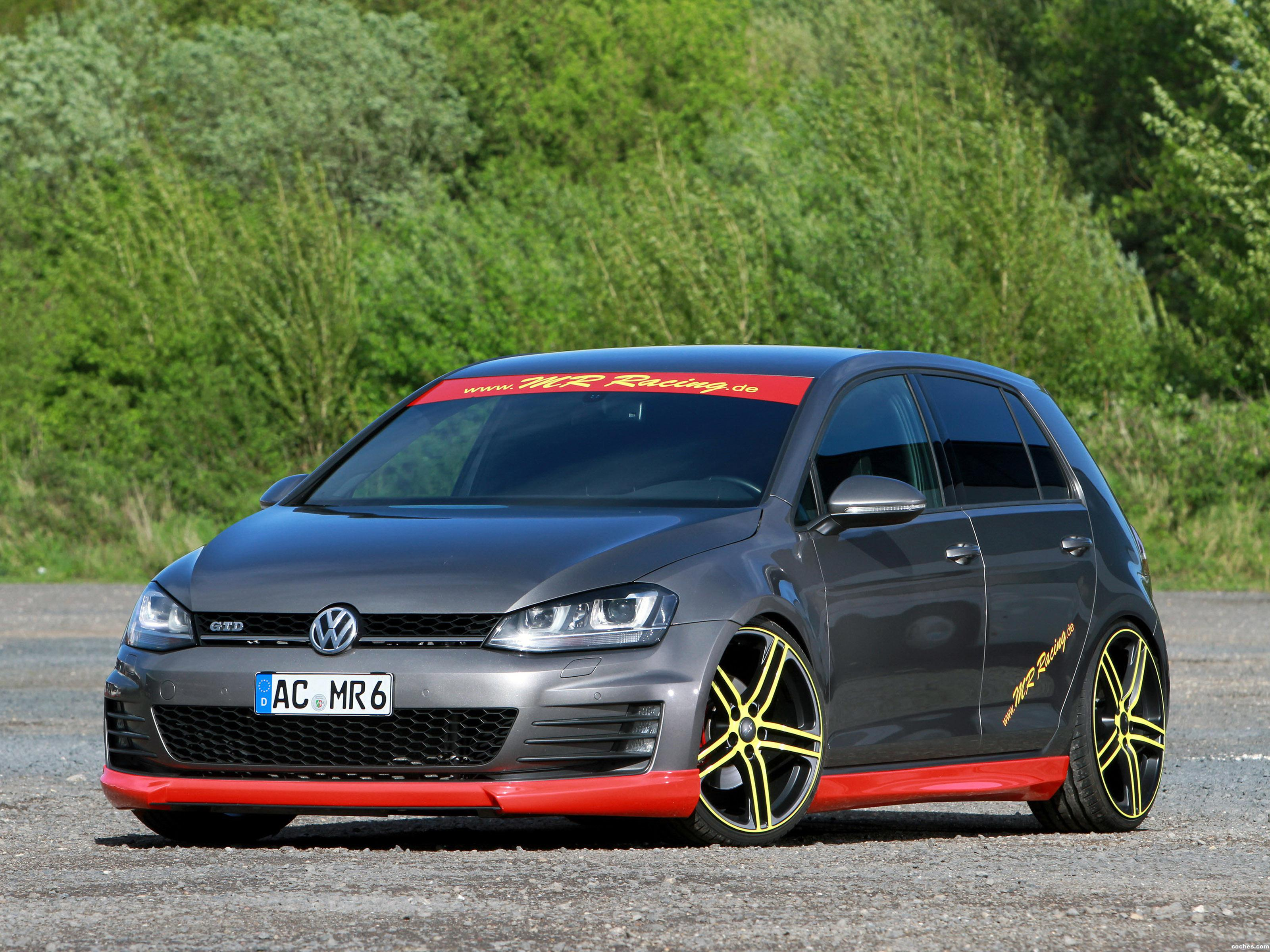 Foto 0 de MR Car Design Volkswagen Golf GTD 2015