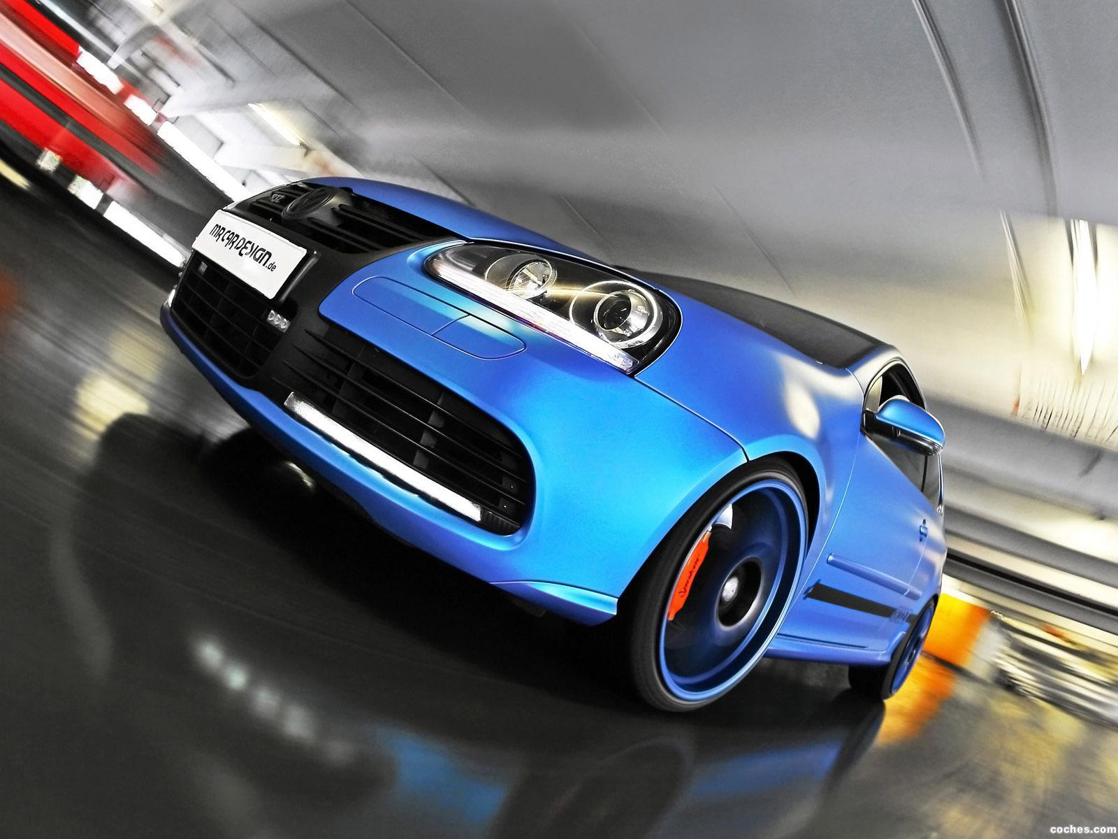 Foto 0 de MR Car Design Volkswagen Golf R32 2012