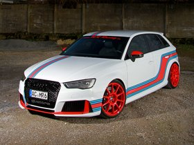 Ver foto 2 de MR Racing Audi RS3 Sportback 535 HP 2016