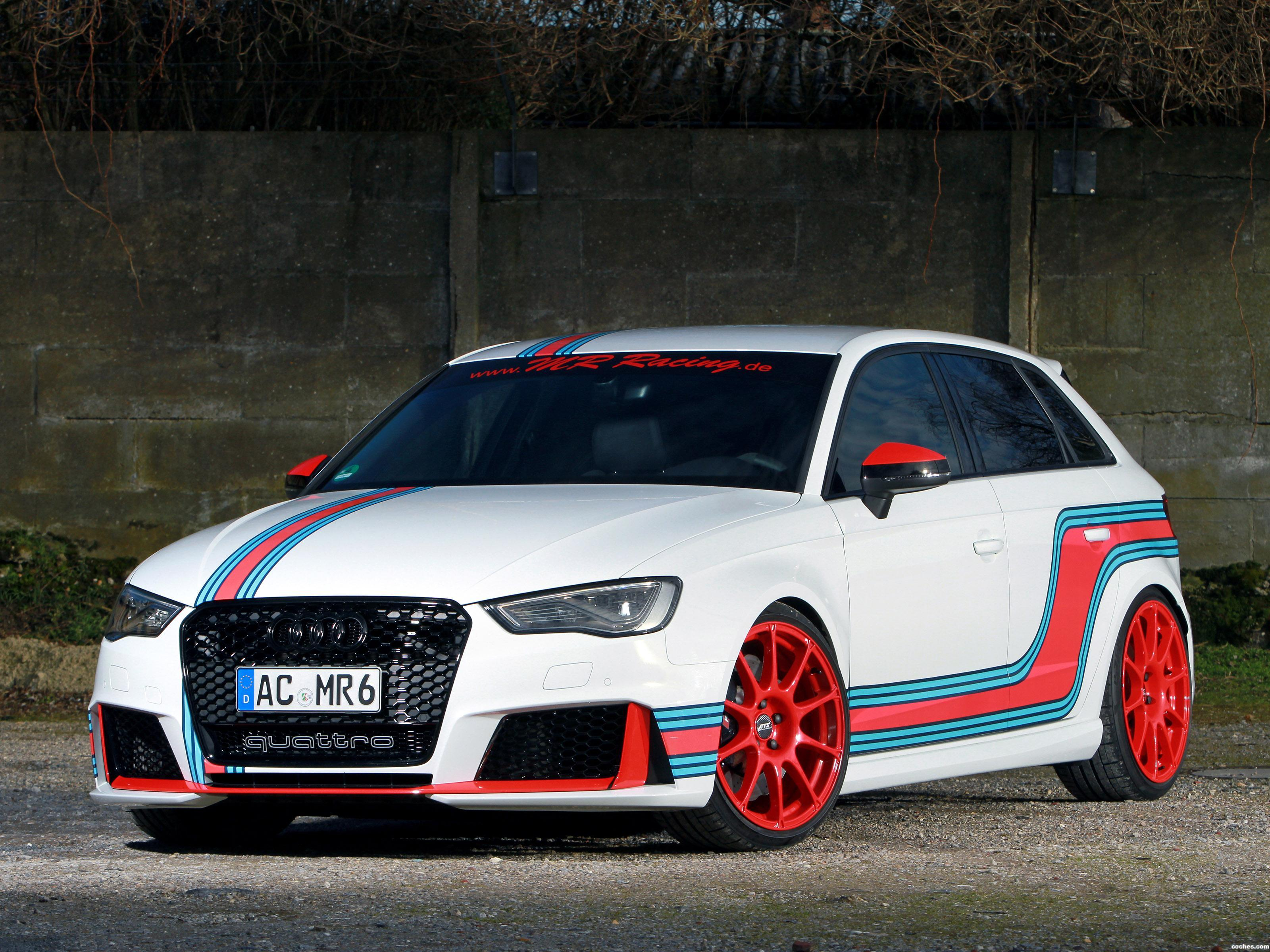 Foto 0 de MR Racing Audi RS3 Sportback 535 HP 2016