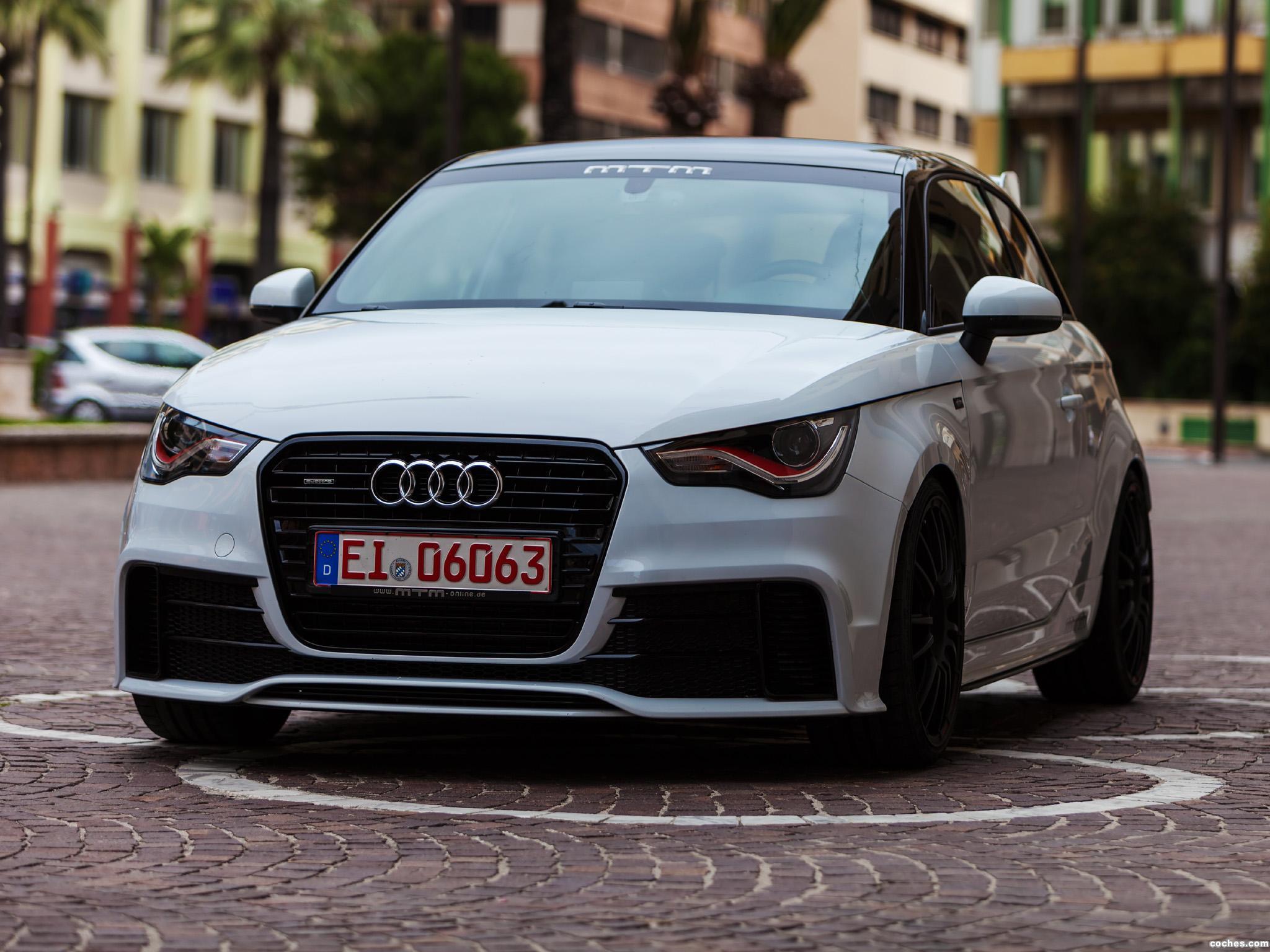 Foto 0 de MTM Audi A1 2013