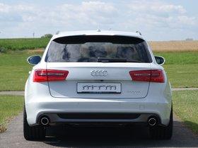 Ver foto 9 de Audi MTM A6 Avant 3.0 TDI S-Line 2012