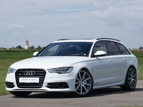 Ver foto 7 de Audi MTM A6 Avant 3.0 TDI S-Line 2012