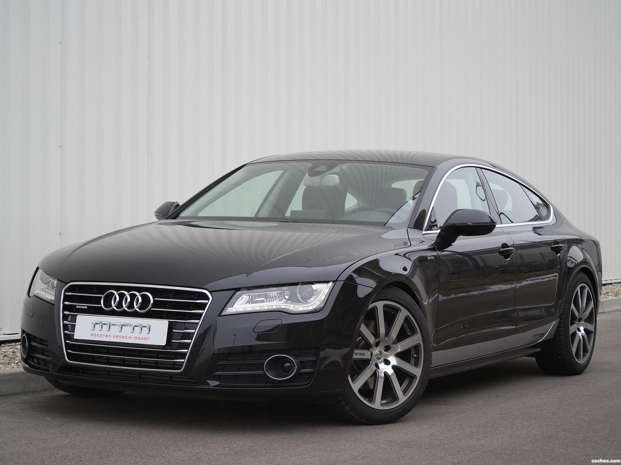 Foto 0 de Audi A7 mtm 2011