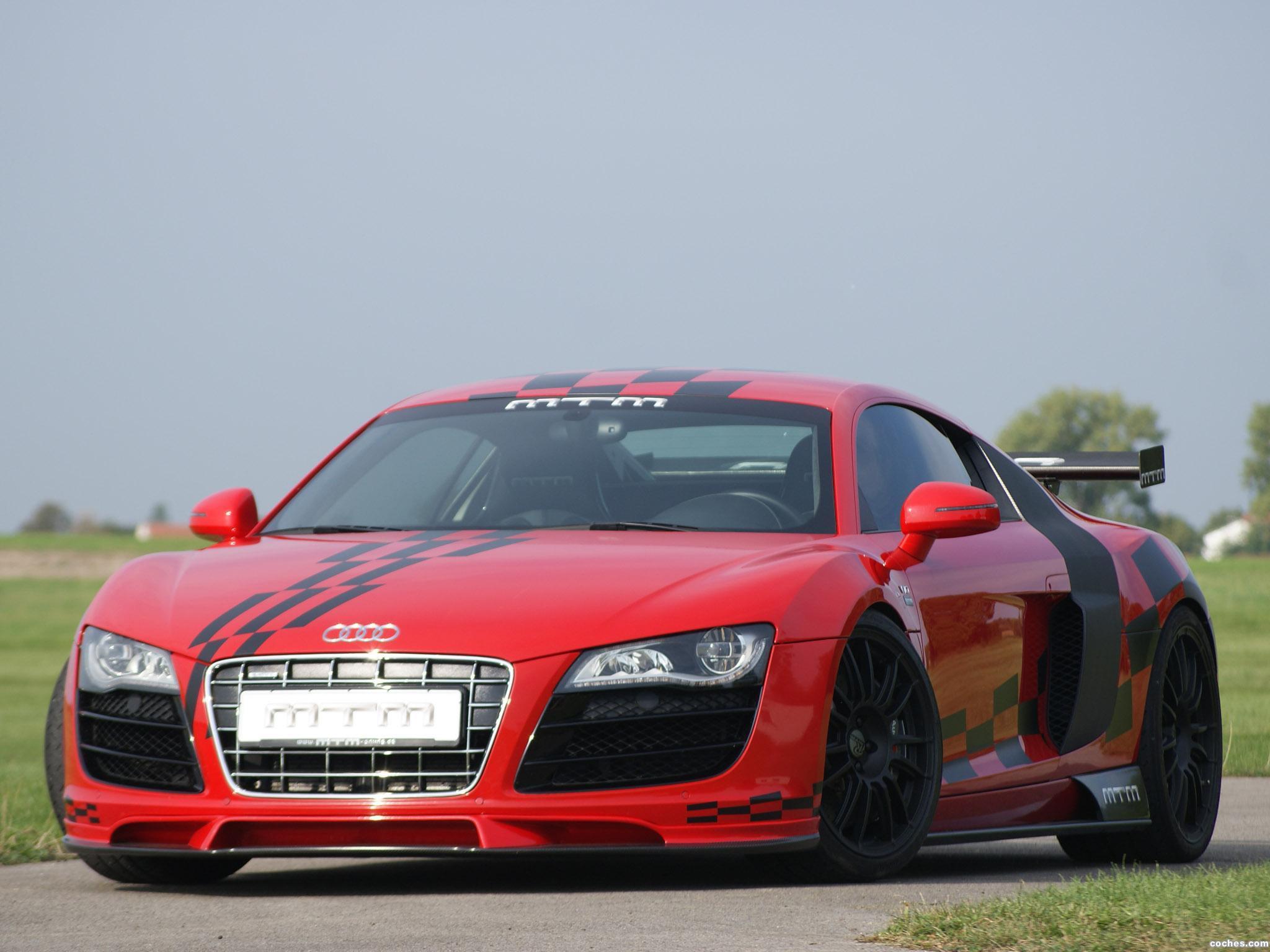 Foto 0 de MTM Audi R8 2012