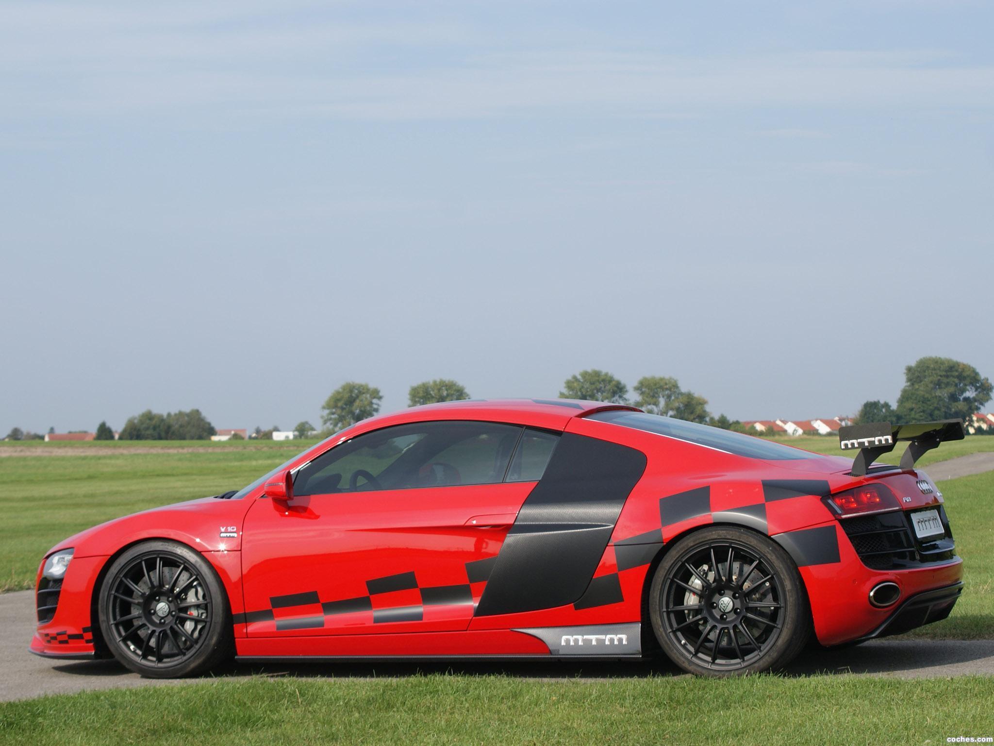 Foto 10 de MTM Audi R8 2012