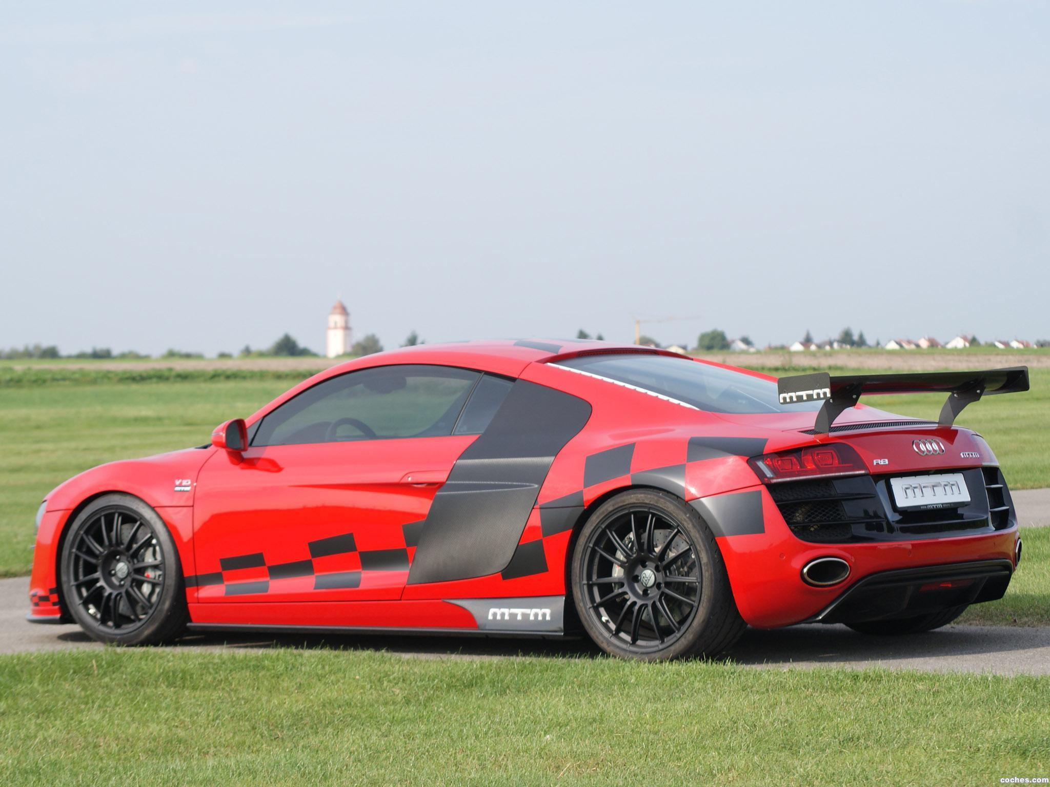 Foto 9 de MTM Audi R8 2012