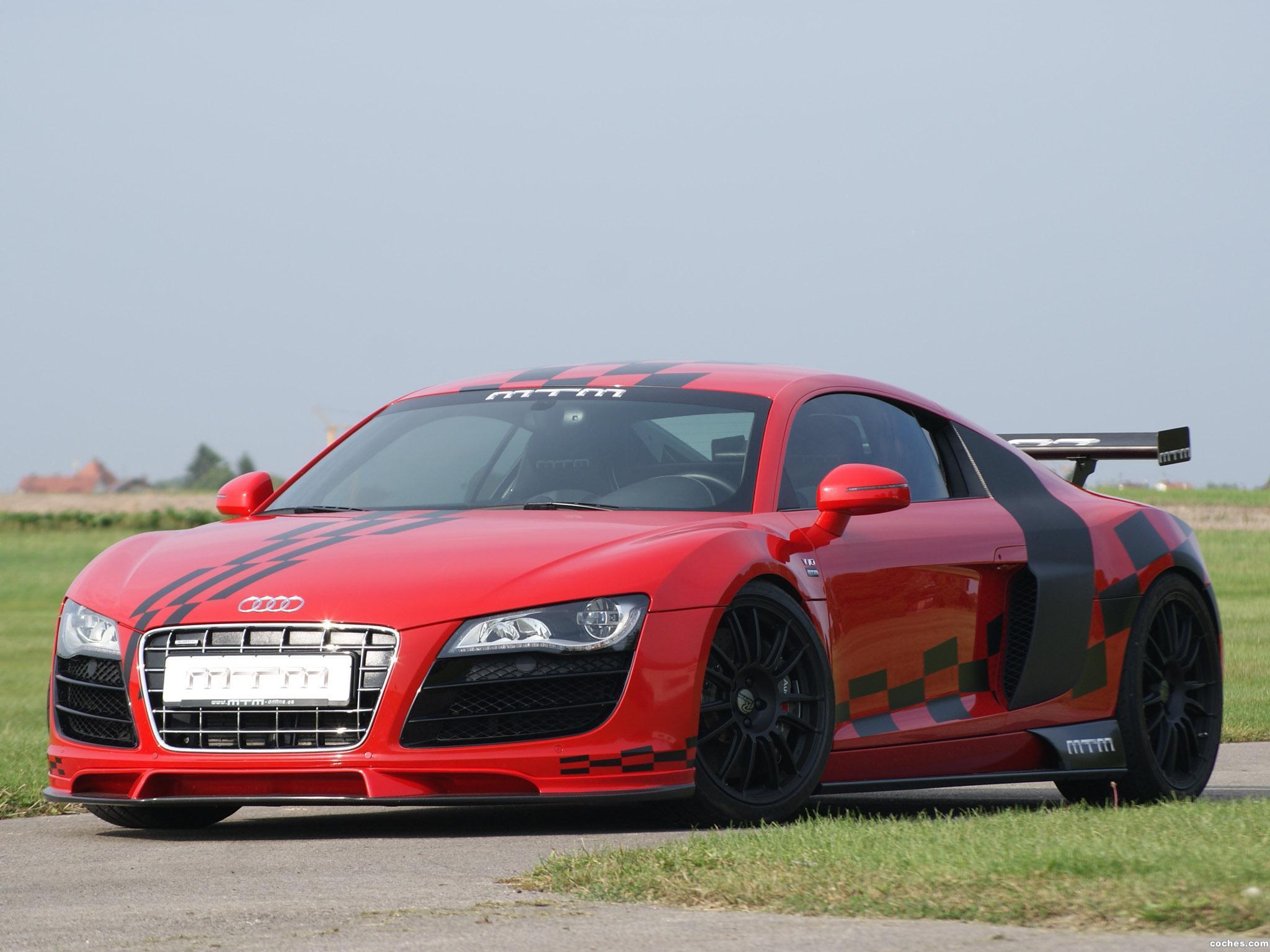 Foto 4 de MTM Audi R8 2012