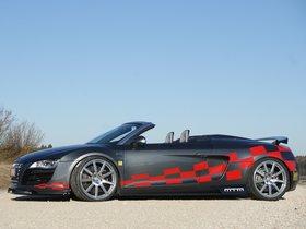 Ver foto 3 de Audi MTM R8 Spyder 2012