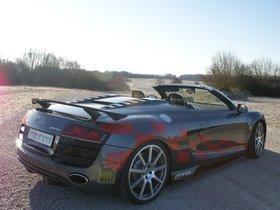 Ver foto 2 de Audi MTM R8 Spyder 2012