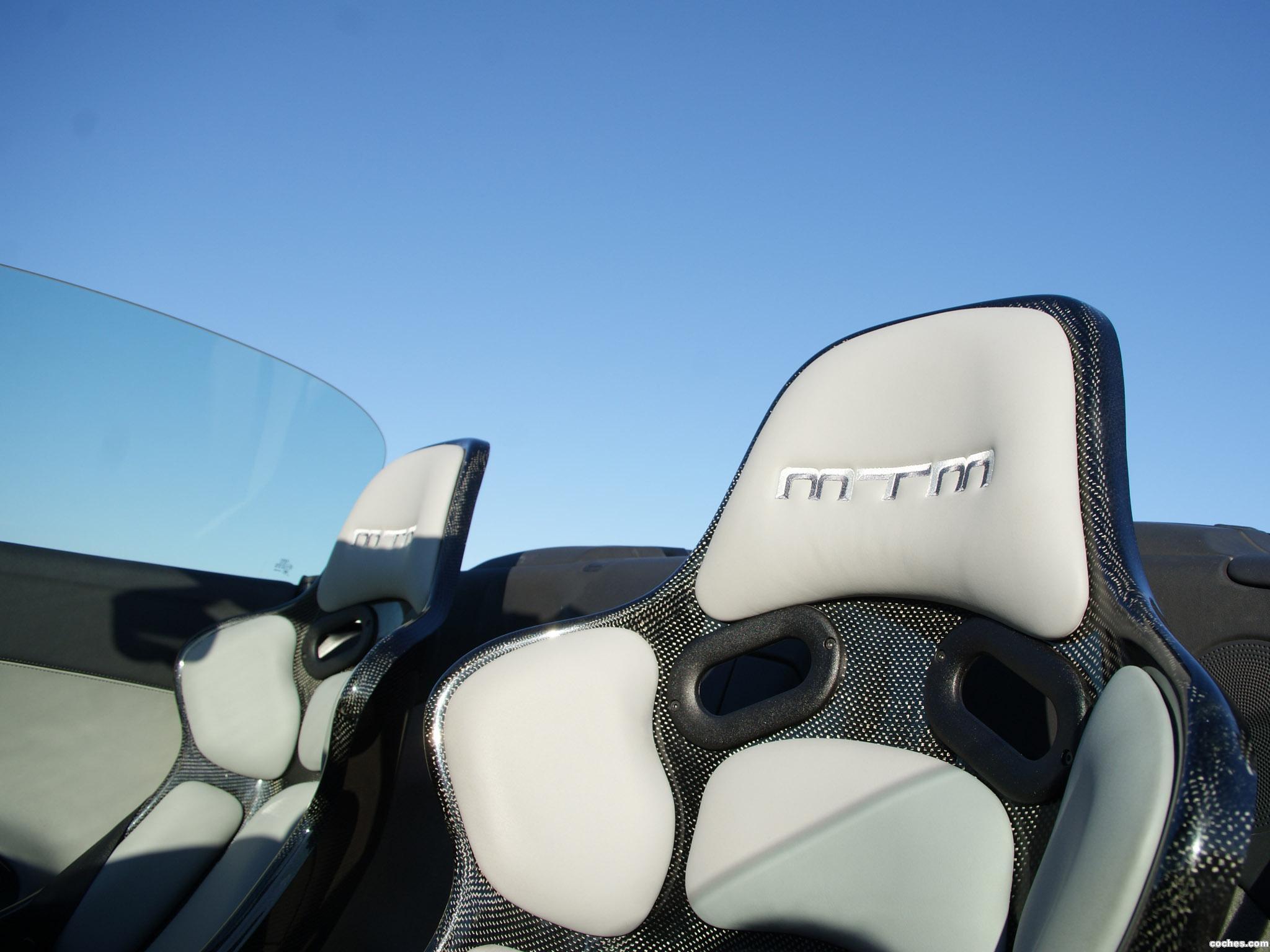 Foto 4 de Audi MTM R8 Spyder 2012