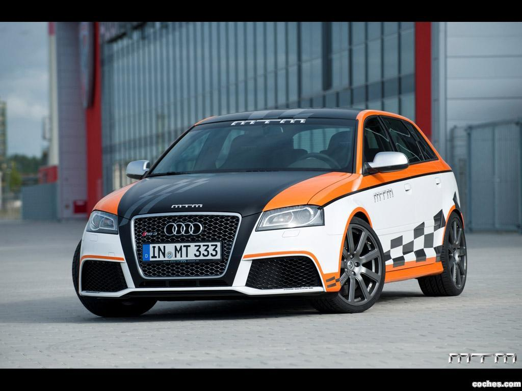 Foto 0 de Audi MTM Audi RS3 Sportback 2011
