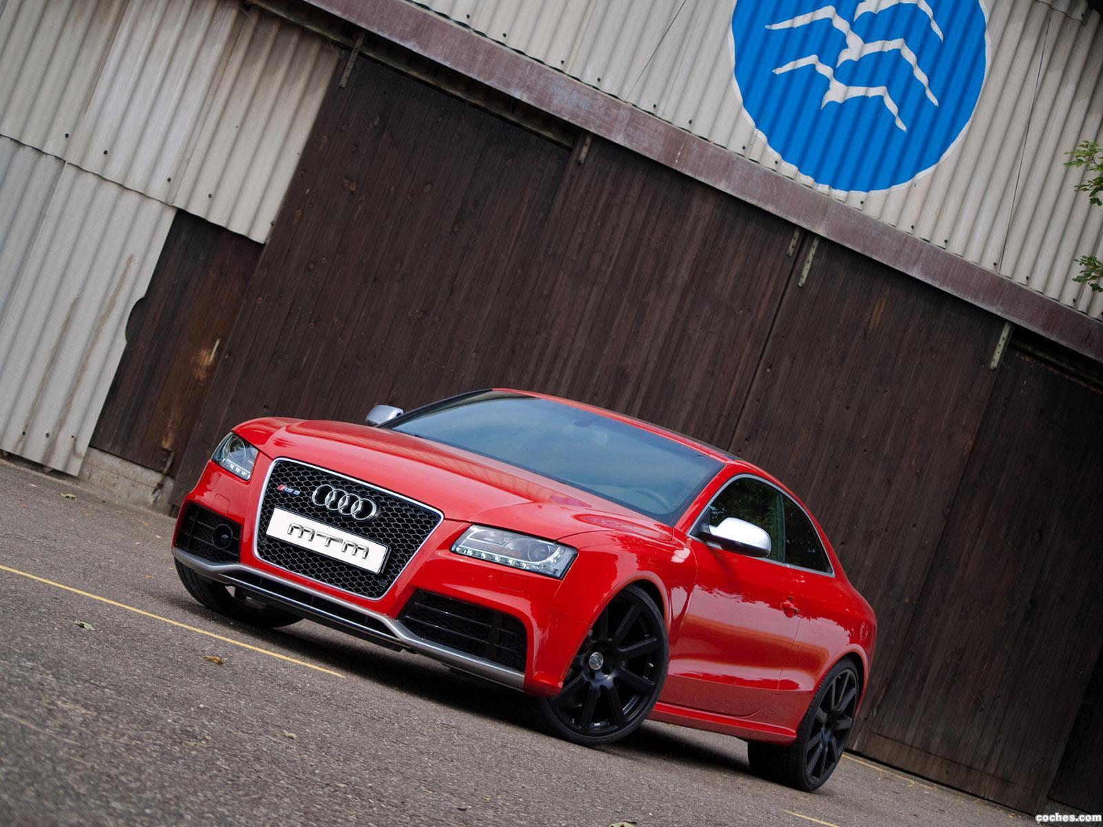Foto 3 de Audi MTM RS5 2010