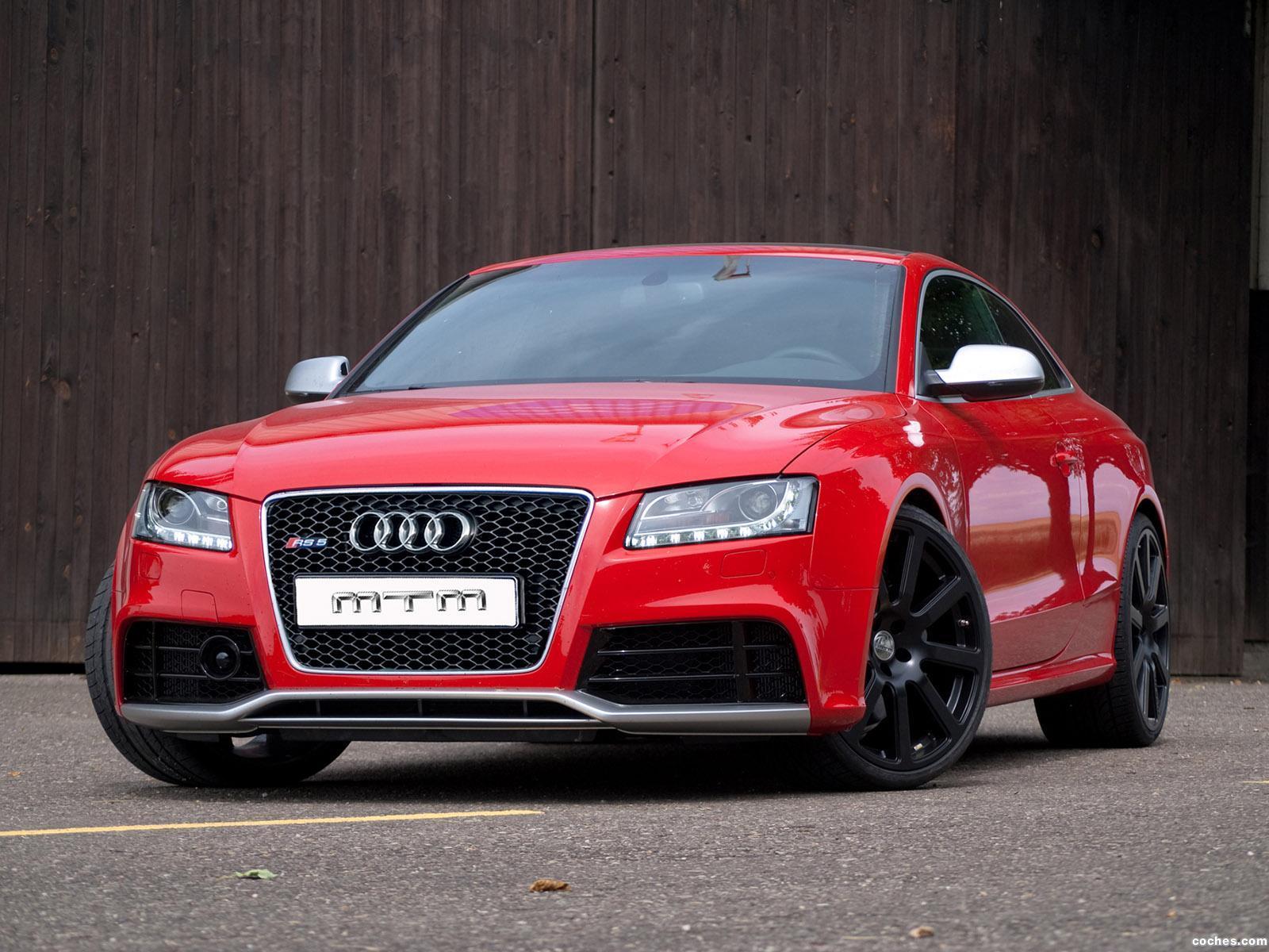 Foto 0 de Audi MTM RS5 2010