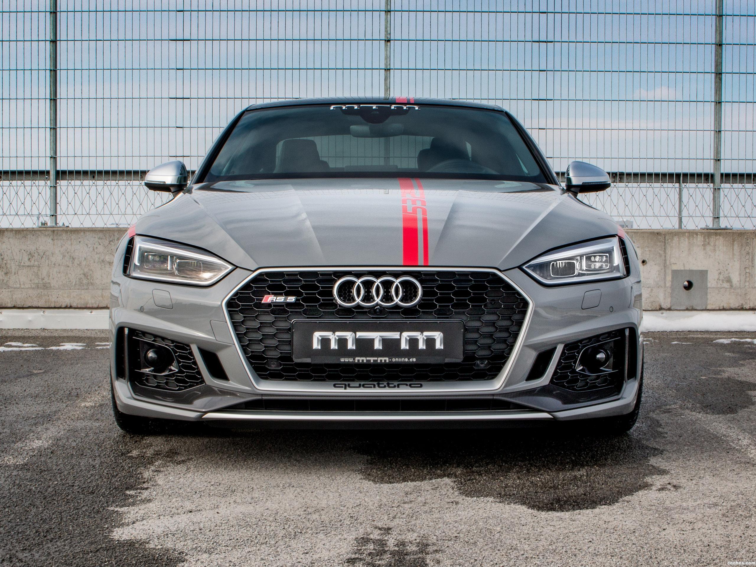 Foto 0 de MTM Audi RS5-R 2018
