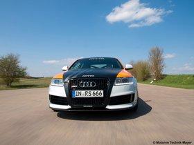 Ver foto 5 de Audi MTM RS6 Clubsport 2010