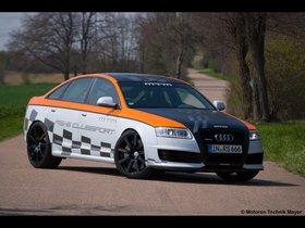 Ver foto 2 de Audi MTM RS6 Clubsport 2010