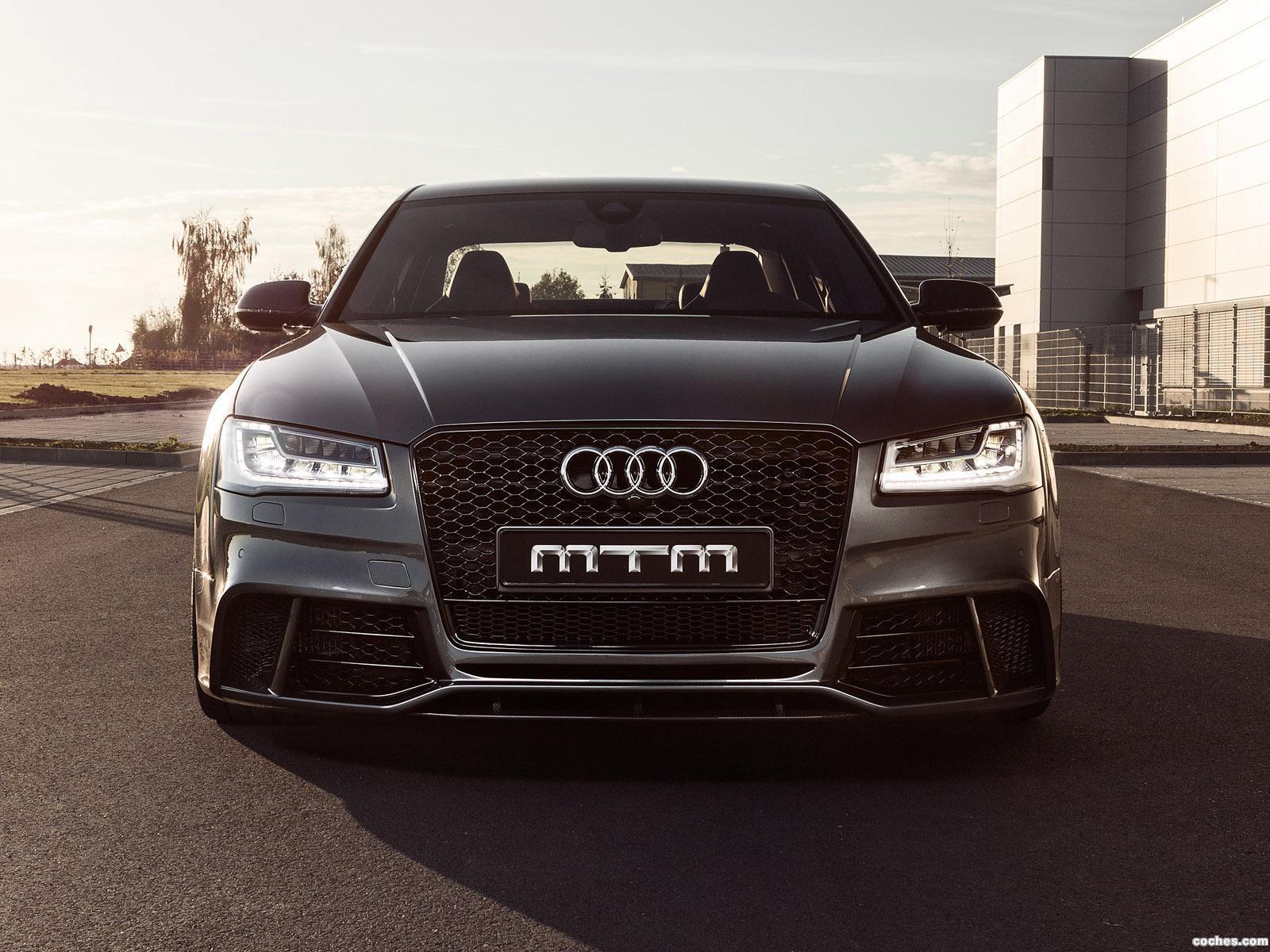 Foto 0 de MTM Audi S8 D4 2014