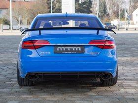 Ver foto 2 de MTM Audi S8 Talladega S D4 2015