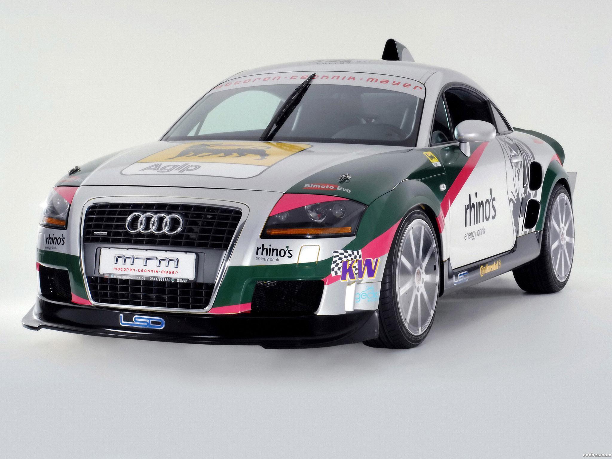 Foto 0 de Audi TT Bimoto mtm 2007