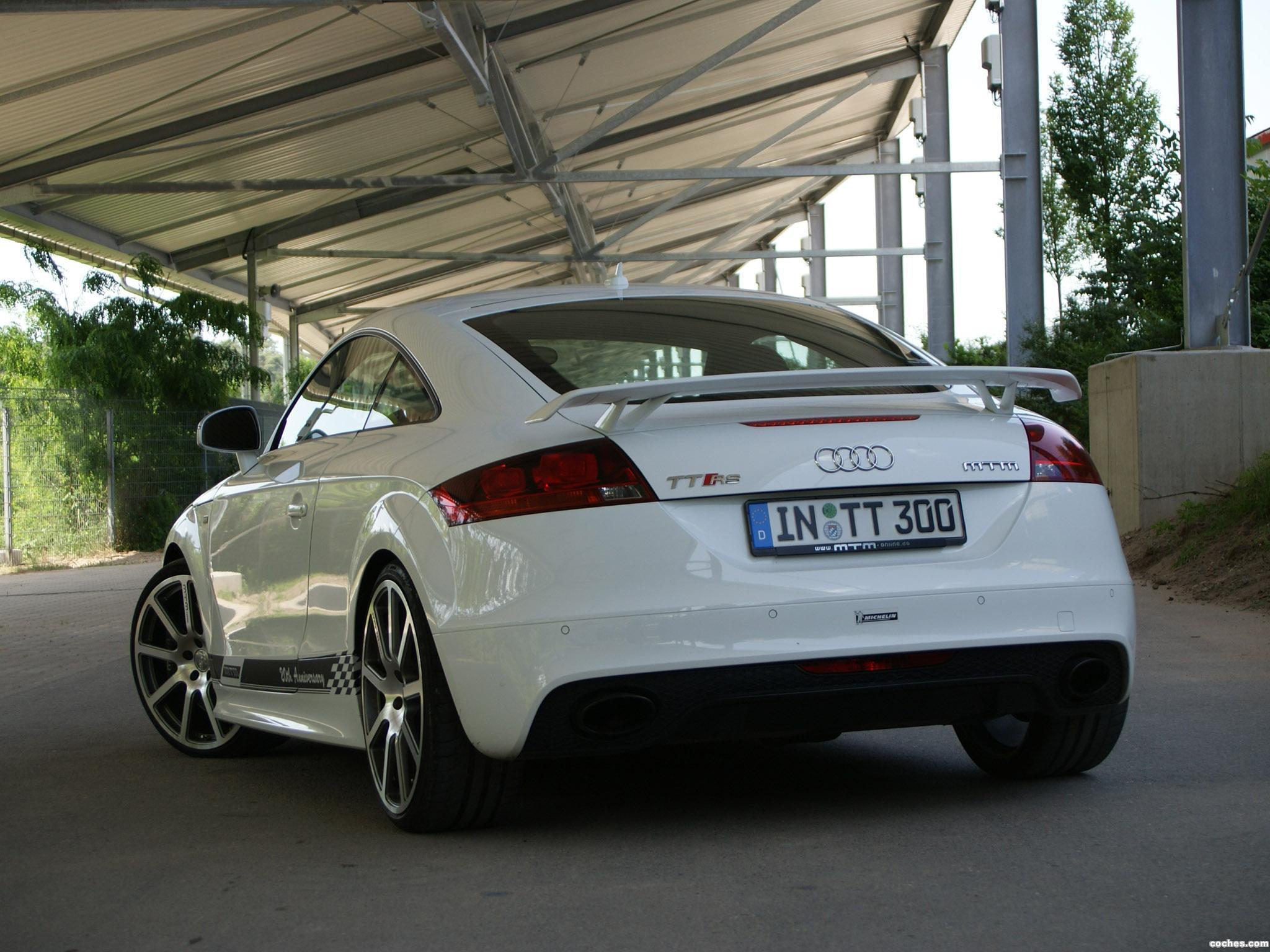 Foto 4 de MTM Audi TT RS 2010