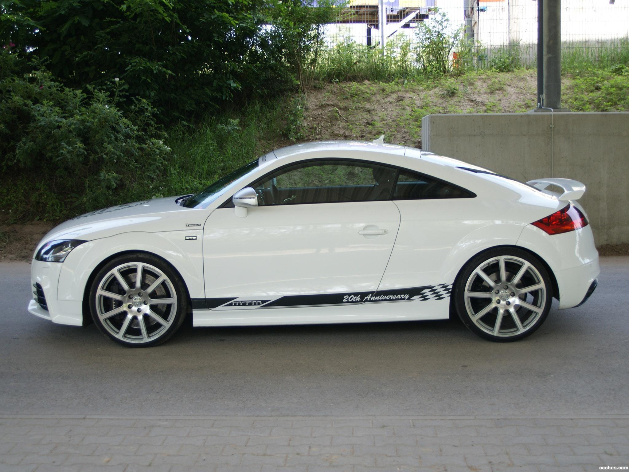 Foto 3 de MTM Audi TT RS 2010