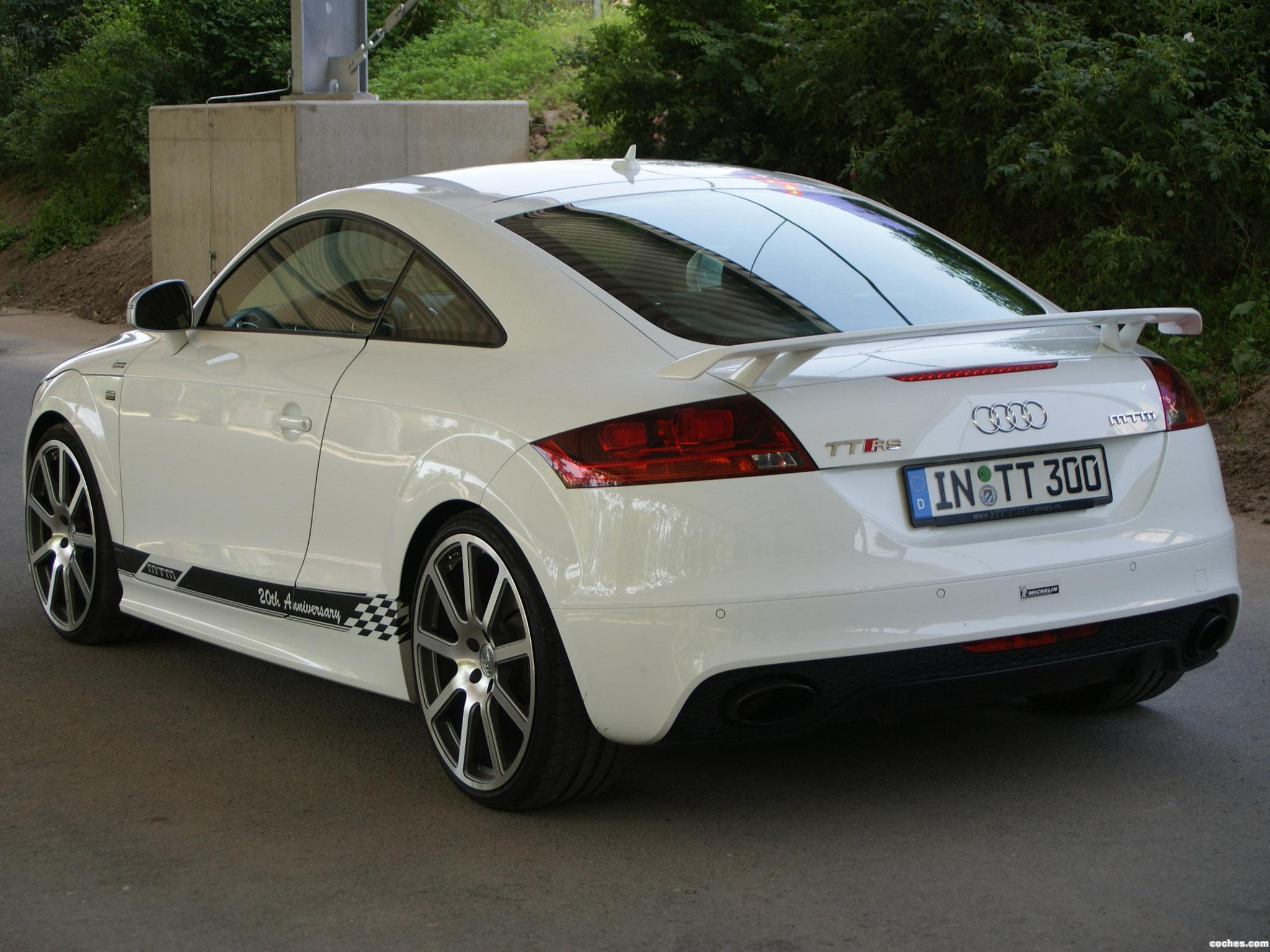 Foto 2 de MTM Audi TT RS 2010