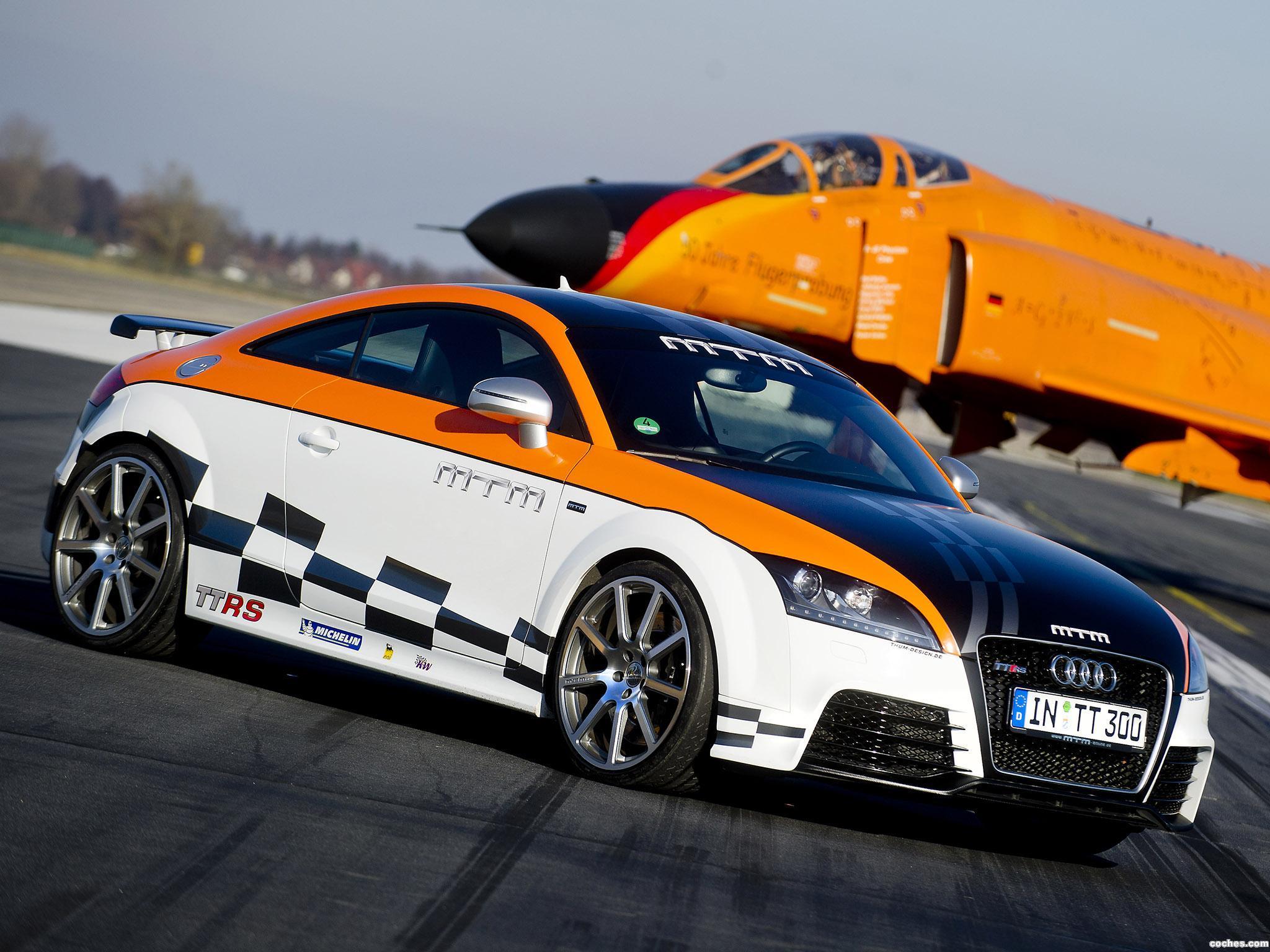 Foto 0 de MTM Audi TTRS Clubsport 2011