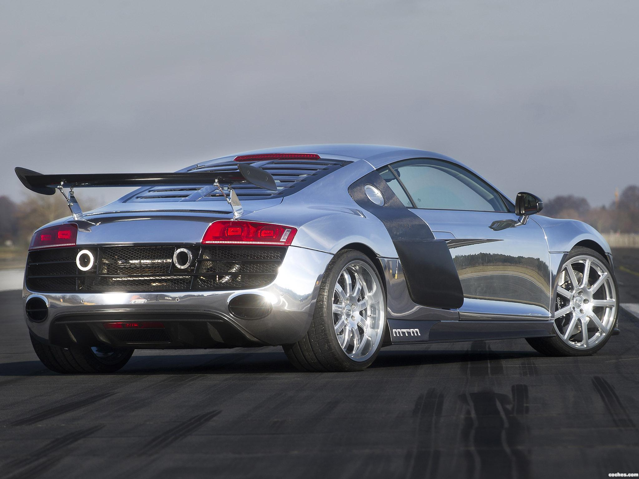 Foto 5 de Audi R8 V10 Biturbo 2011 mtm