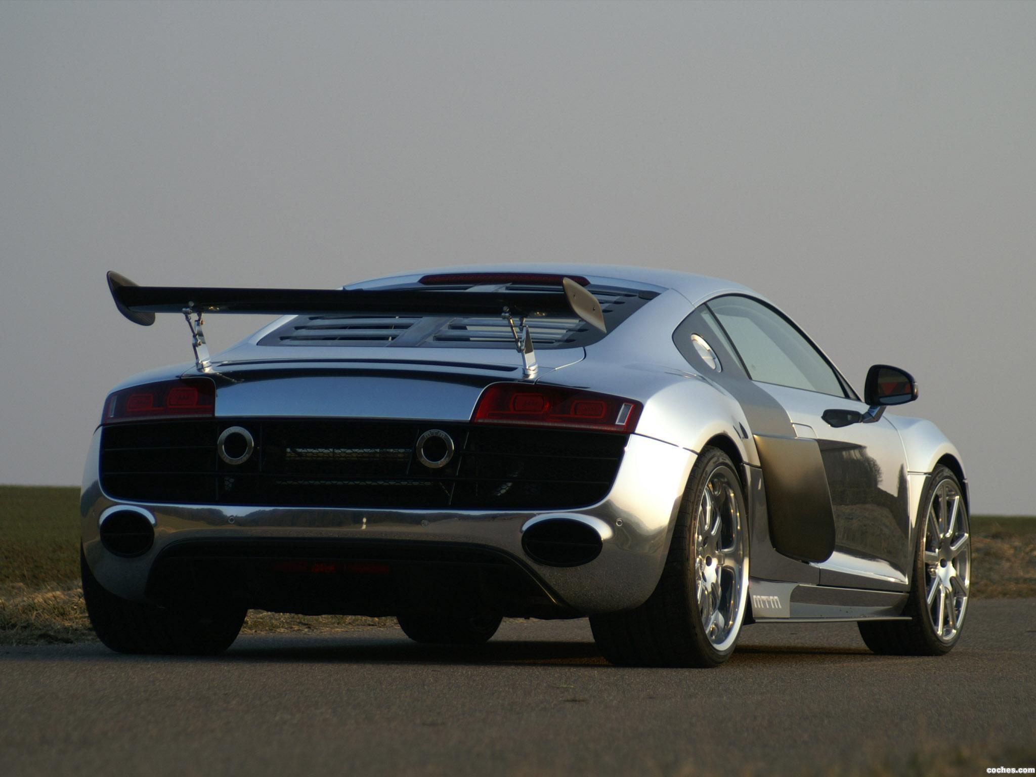 Foto 2 de Audi R8 V10 Biturbo 2011 mtm