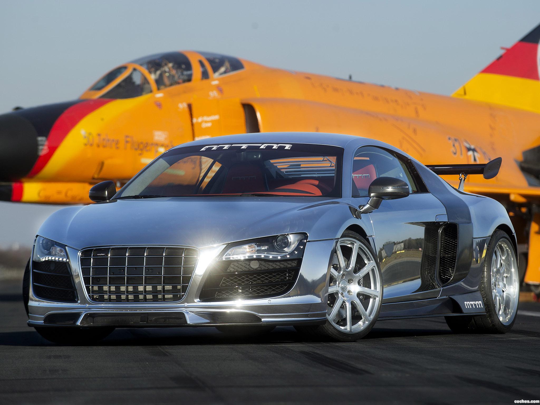 Foto 0 de Audi R8 V10 Biturbo 2011 mtm