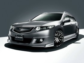 Fotos de Honda Accord Tourer mugen 2008