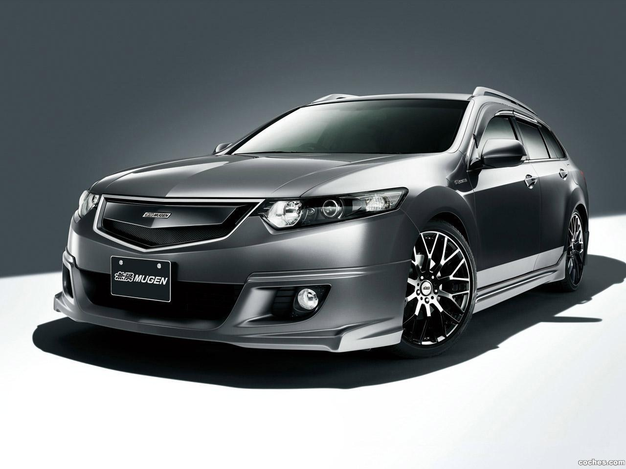 Foto 0 de Honda Accord Tourer mugen 2008